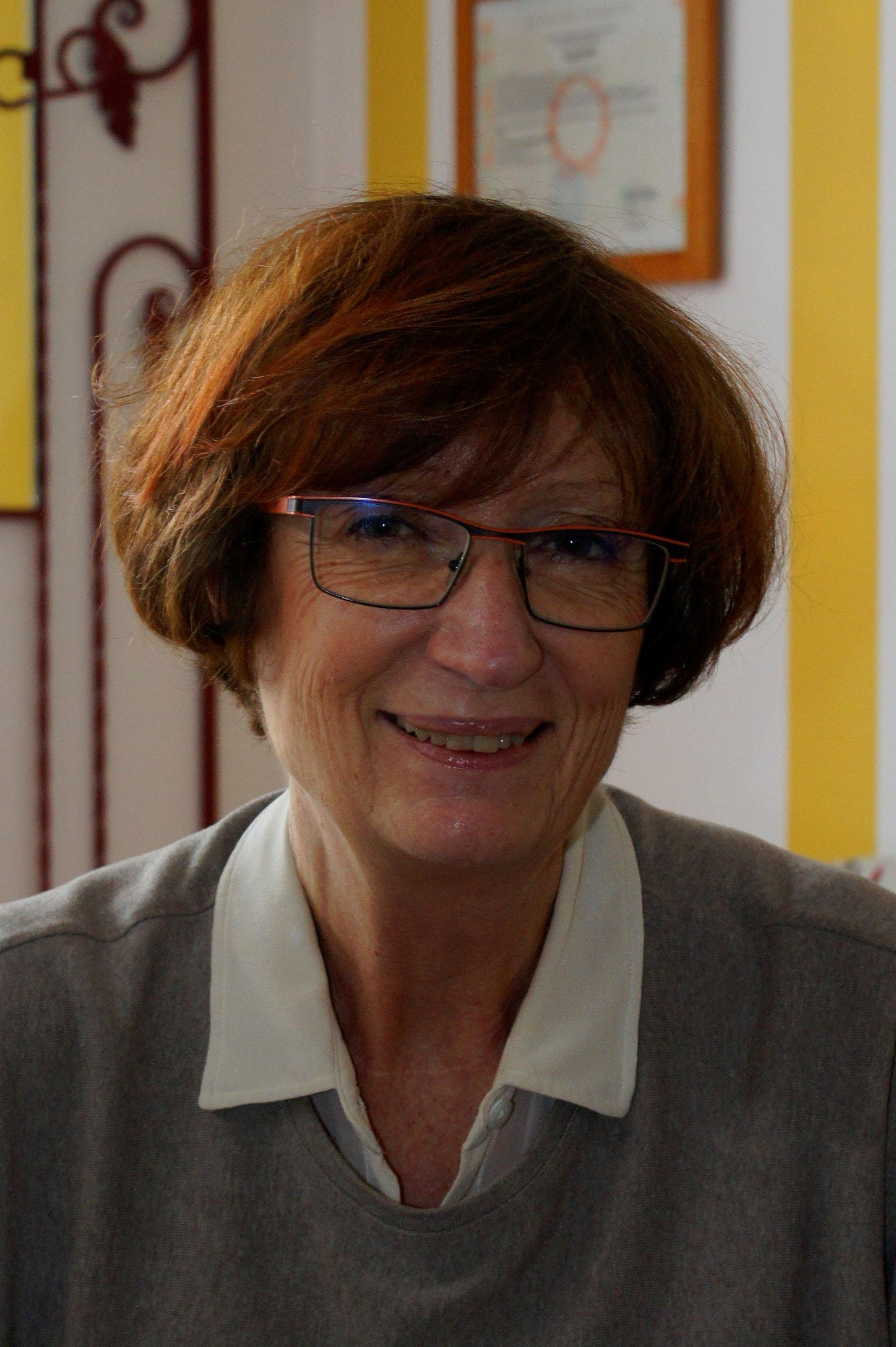 Martine GARSIA